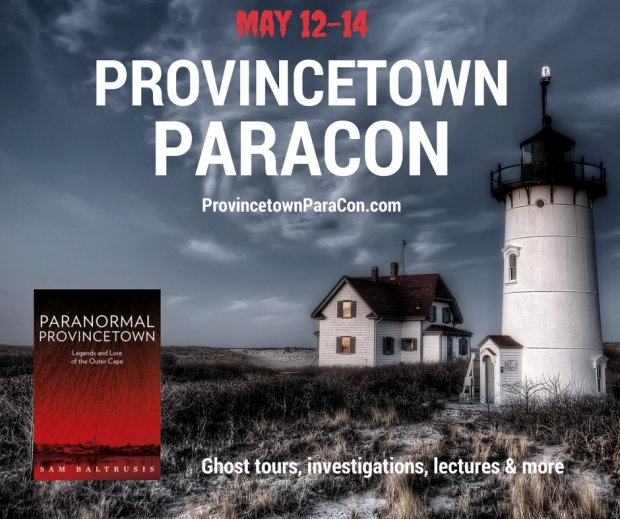 Provincetown ParaCon May 12-14, 2017